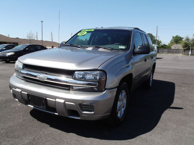 2003 CHEVROLET TRAILBLAZER LS 2WD tan its so easy to be approved here your job  bills get you o