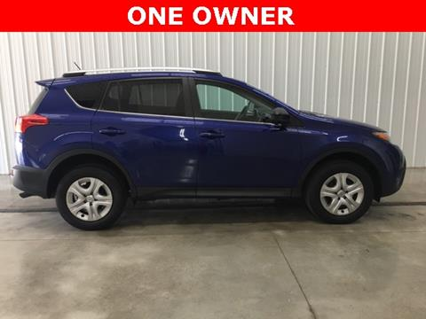 2014 Toyota RAV4 for sale in Osceola, IN