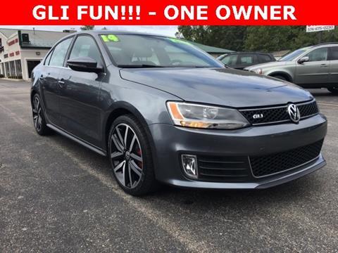 2014 Volkswagen Jetta for sale in Osceola, IN