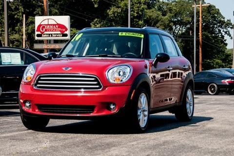 2014 MINI Countryman for sale in Osceola, IN