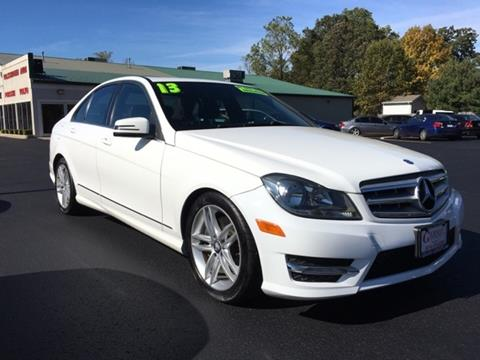 2013 Mercedes-Benz C-Class for sale in Osceola, IN