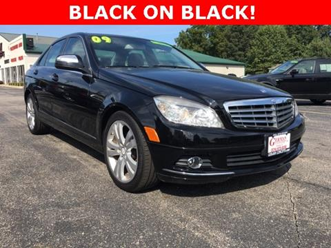 2009 Mercedes-Benz C-Class for sale in Osceola, IN