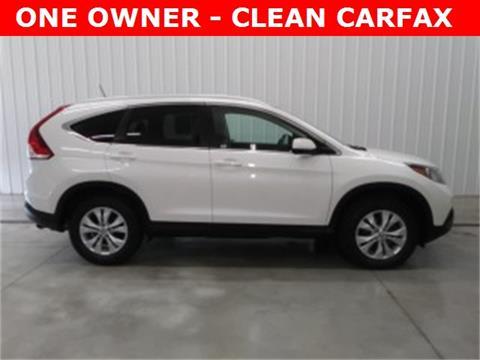2014 Honda CR-V for sale in Osceola, IN