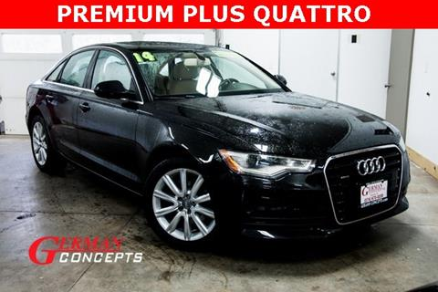 2014 Audi A6 for sale in Osceola, IN