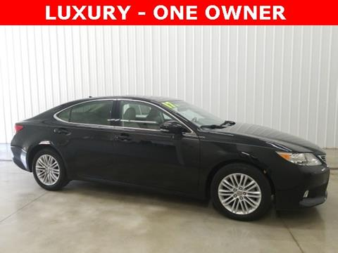 2014 Lexus ES 350 for sale in Osceola, IN