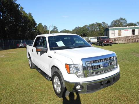 2013 Ford F-150 for sale in Summerville, SC