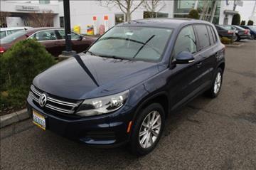 2014 Volkswagen Tiguan for sale in Auburn, WA