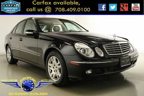 2005 Mercedes-Benz E-Class for sale in Westchester, IL