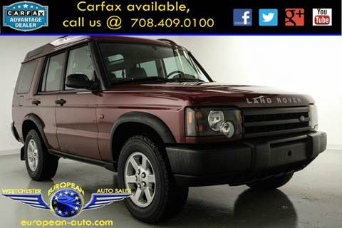 2003 Land Rover Discovery for sale in Westchester, IL