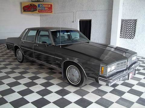 1983 Oldsmobile Delta Eighty-Eight Royale for sale in Albion, NE