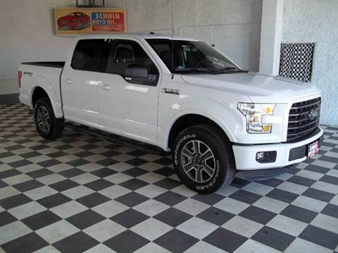 2016 Ford F-150 for sale in Albion, NE