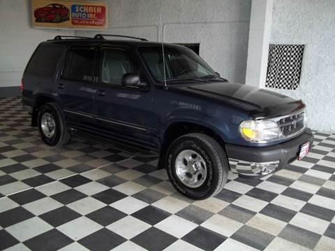 2000 ford explorer for sale for Mendenall motors decatur il