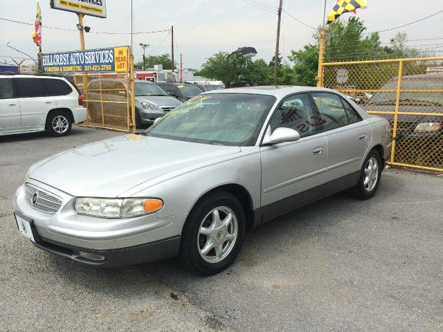 2002 buick regal gs 4dr sedan for sale in suitland. Black Bedroom Furniture Sets. Home Design Ideas