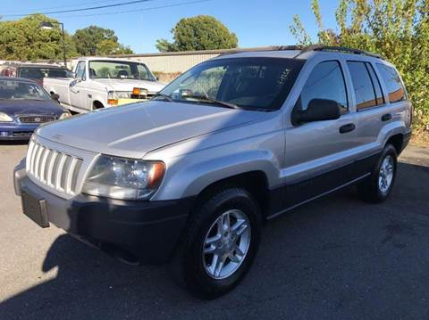 2004 Jeep Grand Cherokee for sale in Suitland, MD