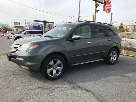 2007 Acura MDX for sale in Suitland, MD