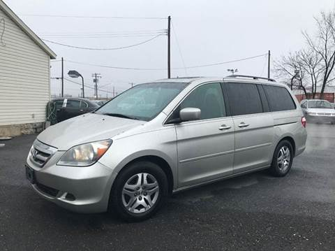 2007 Honda Odyssey for sale in Suitland, MD