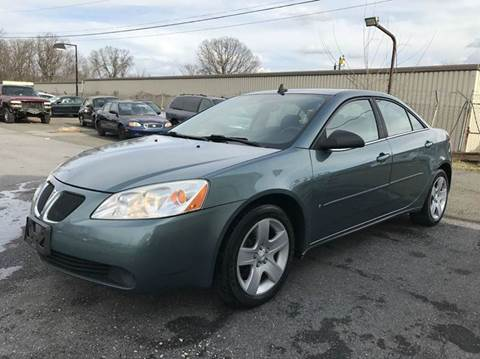 2009 Pontiac G6 for sale in Suitland, MD