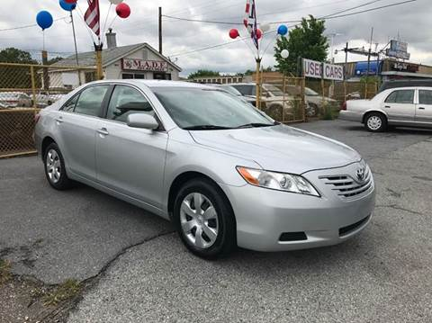 2007 Toyota Camry for sale in Suitland, MD