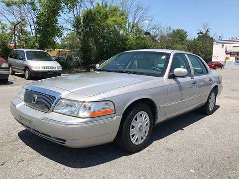 2004 Mercury Grand Marquis for sale in Suitland, MD