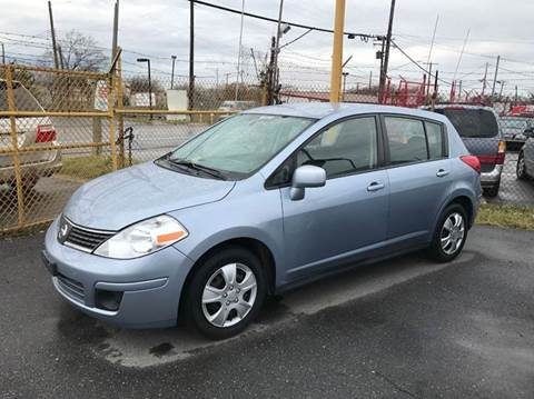 2009 Nissan Versa for sale in Suitland, MD