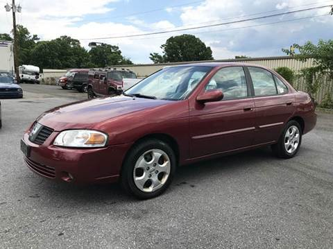 2005 Nissan Sentra for sale in Suitland, MD