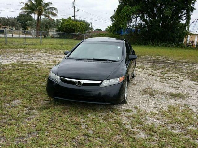 2007 Honda Civic for sale in West Park FL