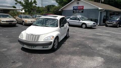 2002 Chrysler PT Cruiser for sale in Lakeland, FL