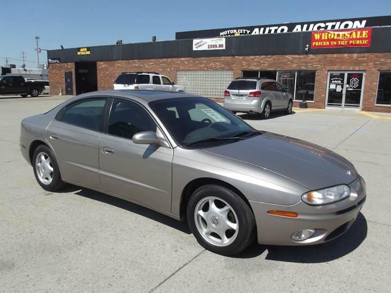 2001 oldsmobile aurora 4 0 4dr sedan in fraser mi motor Motor city car auction
