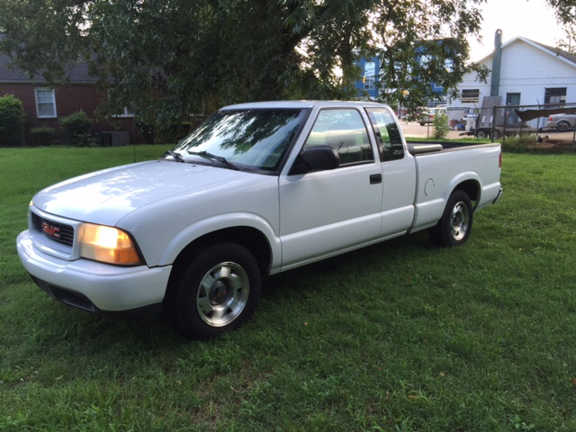 2001 gmc sonoma 2dr extended cab sls 2wd sb in se. Black Bedroom Furniture Sets. Home Design Ideas