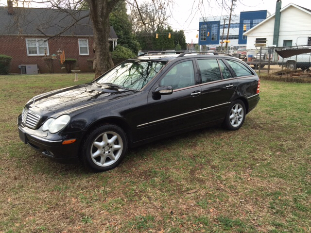 2002 mercedes benz c class c 320 4dr wagon in se for Mercedes benz in greenville sc