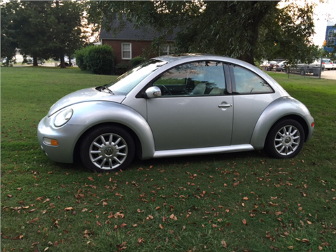 2005 Volkswagen New Beetle for sale in Greenville, SC