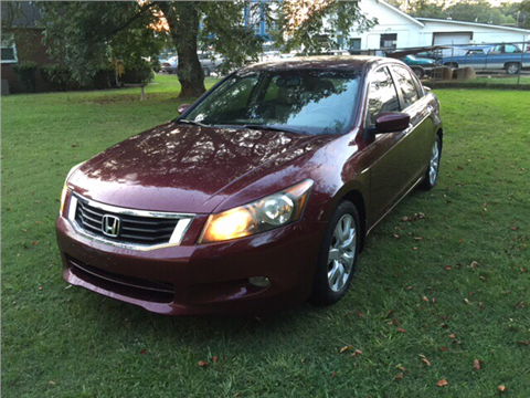 2008 Honda Accord for sale in Greenville, SC