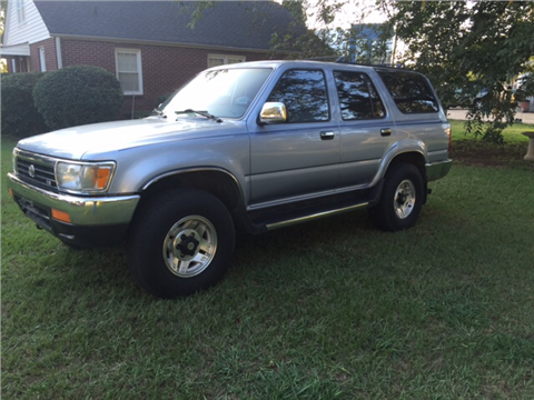 1995 Toyota 4Runner for sale in Greenville, SC