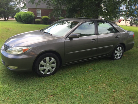 2003 Toyota Camry for sale in Greenville, SC