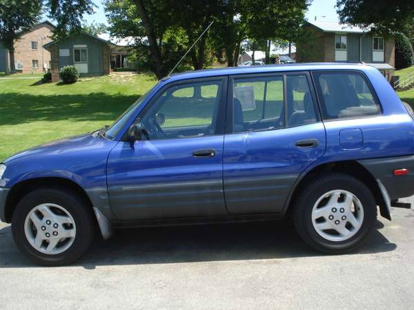 1998 Toyota RAV4 for sale in Knoxville TN