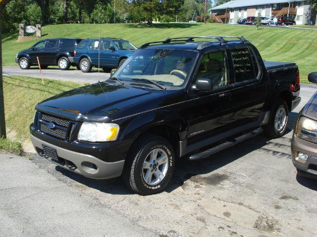 2002 Ford Explorer Sport Trac for sale in Knoxville TN