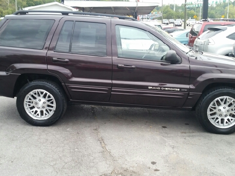 2003 Jeep Grand Cherokee for sale in Knoxville, TN