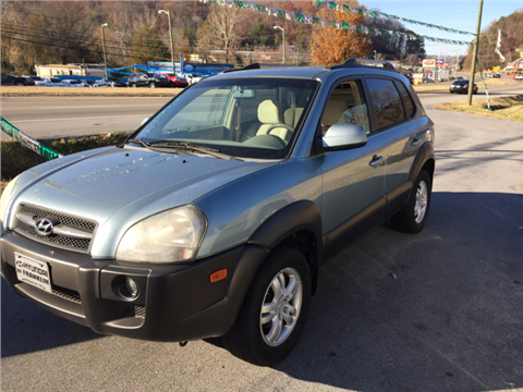 2006 Hyundai Tucson for sale in Knoxville, TN