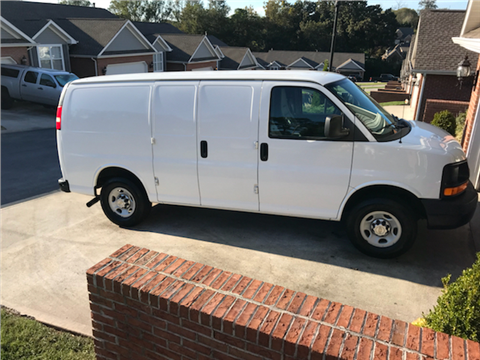 2012 Chevrolet Express Cargo for sale in Knoxville, TN