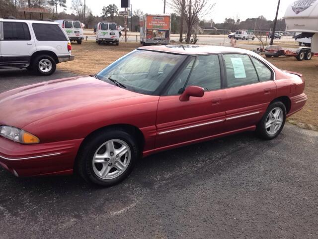 1997 Pontiac Bonneville