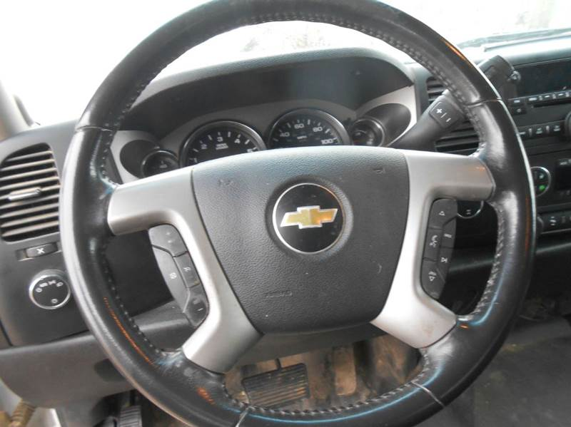 2012 Chevrolet Silverado 2500HD 4x4 LT 4dr Extended Cab SB - Sioux Falls SD