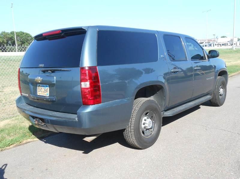 2008 Chevrolet Suburban 4x4 LS 2500 4dr SUV - Sioux Falls SD