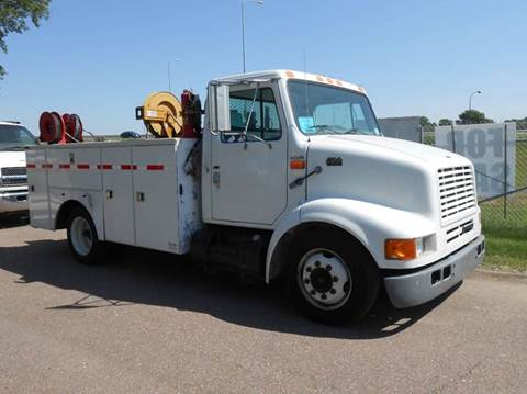 2000 International 4700 for sale in Sioux Falls, SD