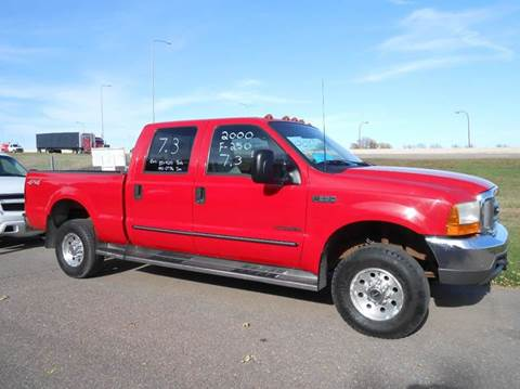 2000 Ford F-250 Super Duty for sale in Sioux Falls, SD
