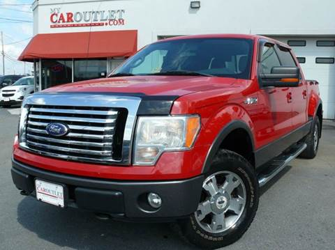 2010 Ford F-150 for sale in Mt. Crawford, VA