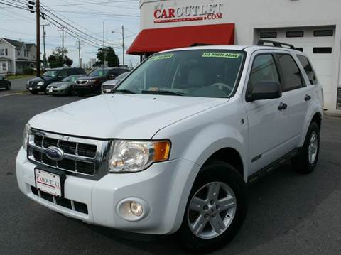2008 ford escape hybrid for sale in mt crawford va. Cars Review. Best American Auto & Cars Review