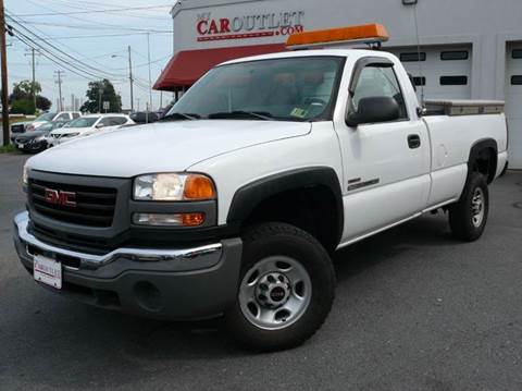 2005 GMC Sierra 2500HD for sale in Mt. Crawford, VA