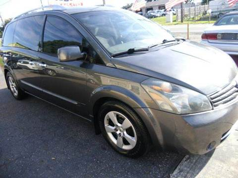 2007 Nissan Quest for sale in New Port Richey, FL