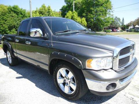 2003 Dodge Ram Pickup 1500 for sale in New Port Richey, FL