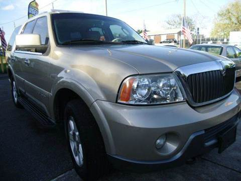 2004 Lincoln Navigator for sale in New Port Richey, FL